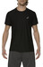 asics SS Top - T-shirt course à pied - noir